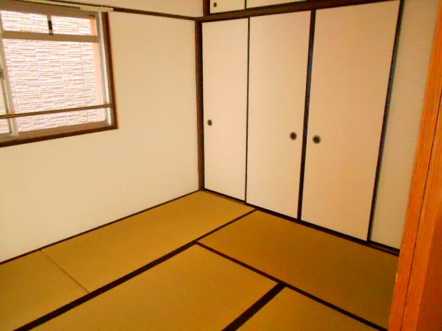 ラ・ポルト93 402号室のベッドルーム