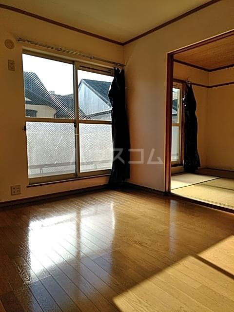 タウンサンロイヤル A205号室のベッドルーム