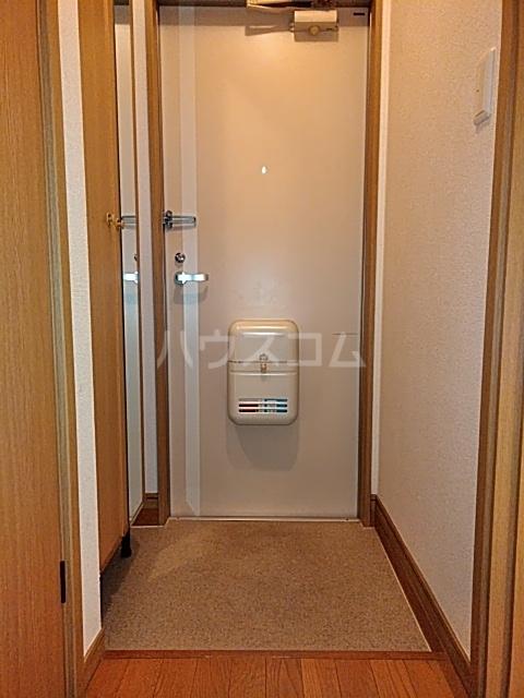 タウンサンロイヤル A205号室の玄関