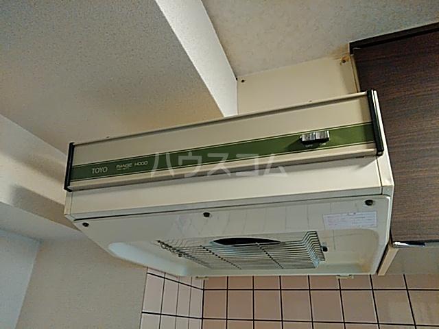 レジデンス光Ⅱ 203号室の設備