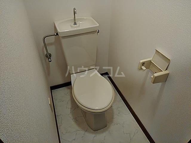 レジデンス光Ⅱ 203号室のトイレ