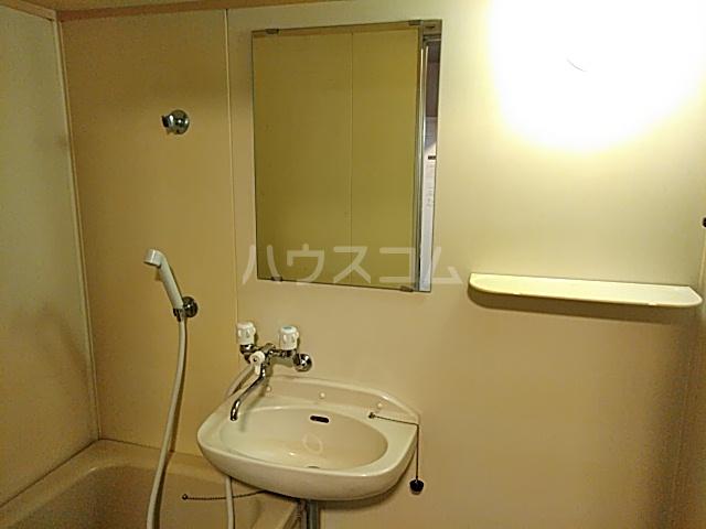 レジデンス光Ⅱ 203号室の洗面所