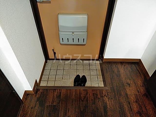 レジデンス光Ⅱ 203号室の玄関