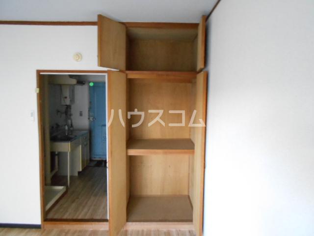 刈谷マンション 302号室の収納