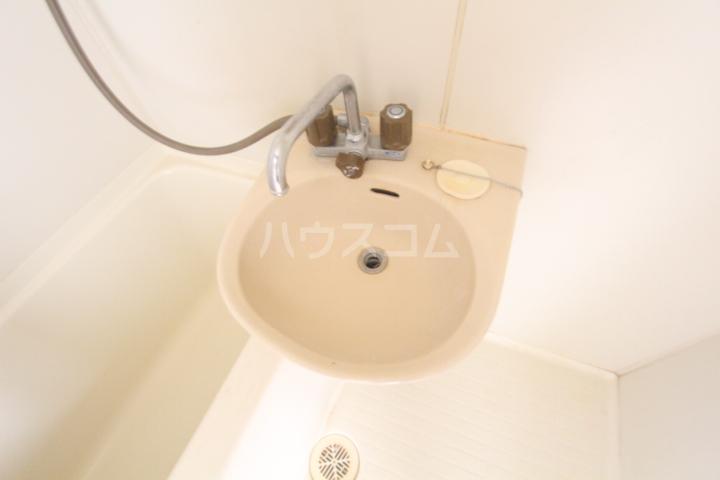 グリーンヒルズKATOH 118号室の洗面所