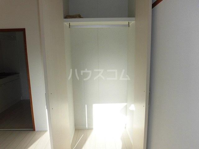 一ツ木マンション安井Ⅱ 207号室の収納