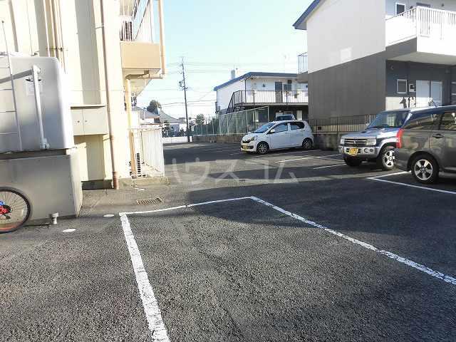 一ツ木マンション安井Ⅱ 207号室の駐車場