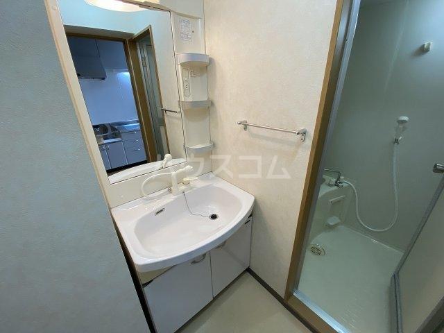 TS-MindⅡ 107号室の玄関