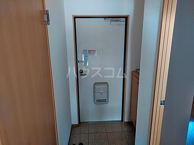 TS-MindⅡ 107号室の景色