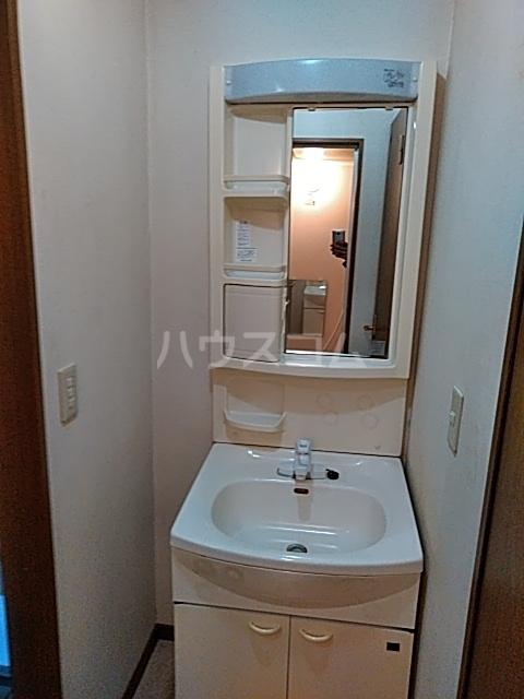 エッセンビル 403号室の洗面所