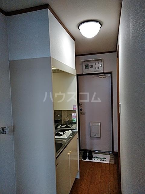 エッセンビル 403号室の玄関