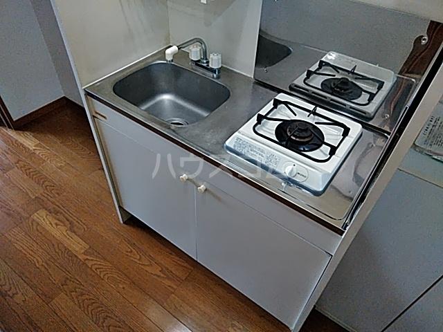 エッセンビル 403号室のキッチン