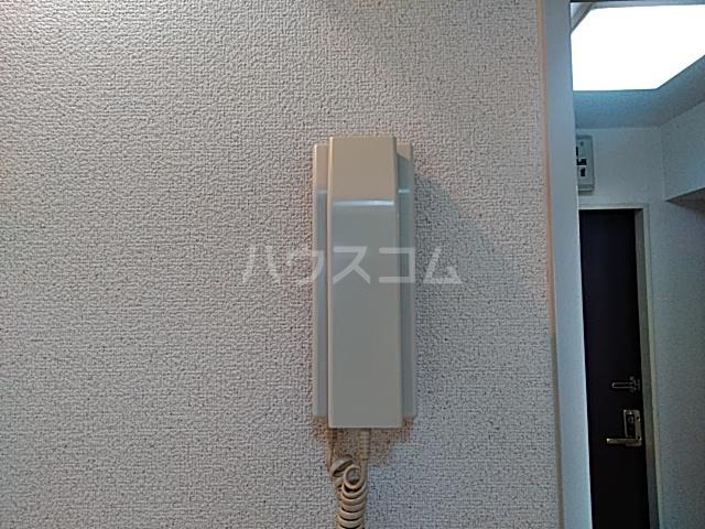 グランプラス桜 203号室のセキュリティ