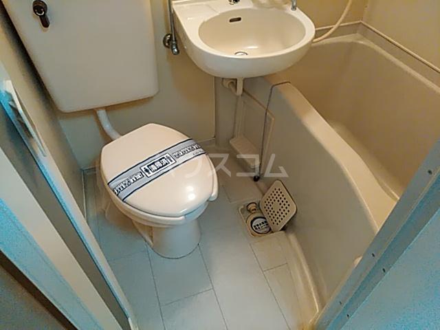 グランプラス桜 203号室の風呂