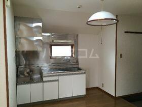 ハイツフラワー 206号室のキッチン