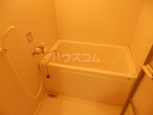 シャトーレ滝ノ水 2D号室の風呂