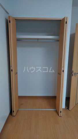 A-city港宝神 503号室の収納