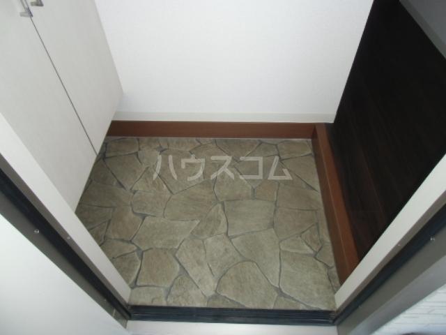 レセンテM 102号室の収納