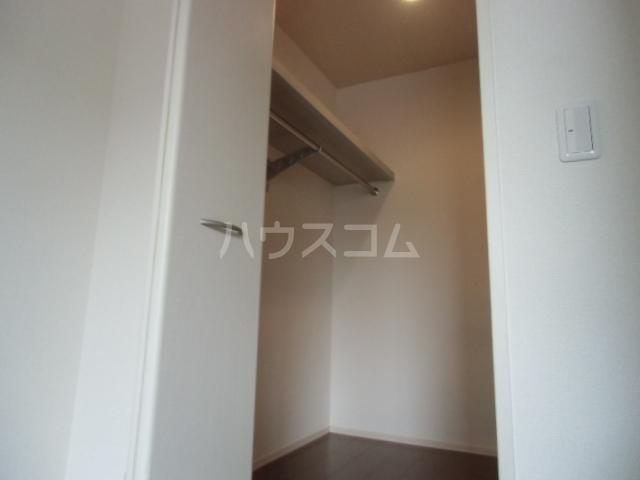 レセンテM 102号室のトイレ