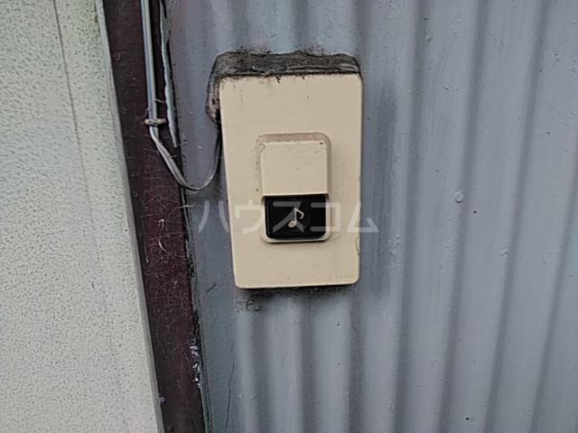 神谷借家 3号室のセキュリティ
