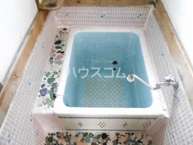 神谷借家 3号室の風呂