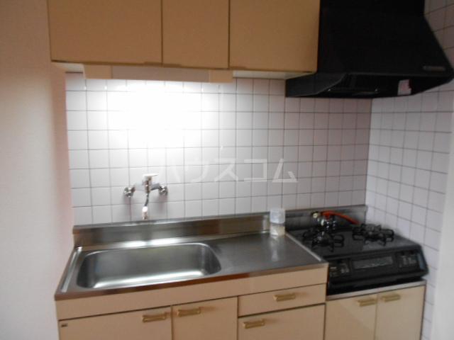 ルミエール 408号室の洗面所