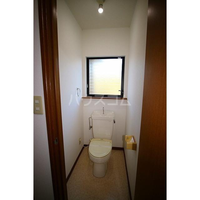 ラミュッセKEYのトイレ