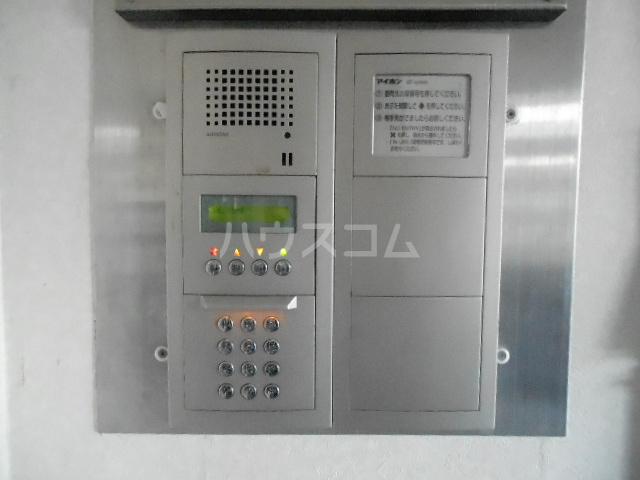 スチューデントハイツ伝馬 602号室のセキュリティ