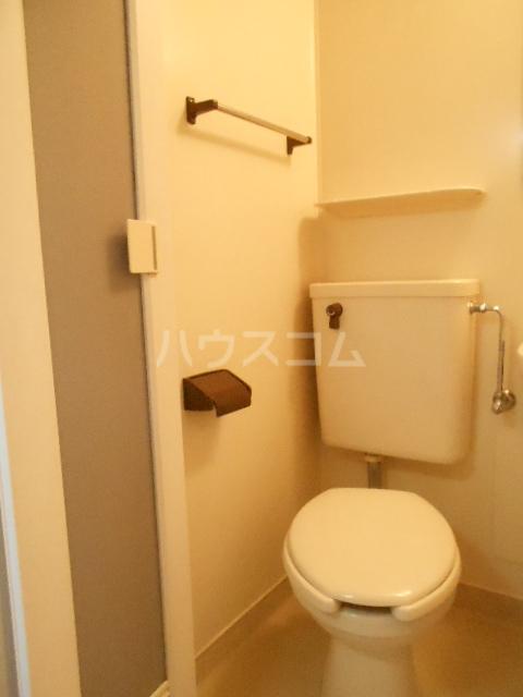 スチューデントハイツ伝馬 602号室のトイレ