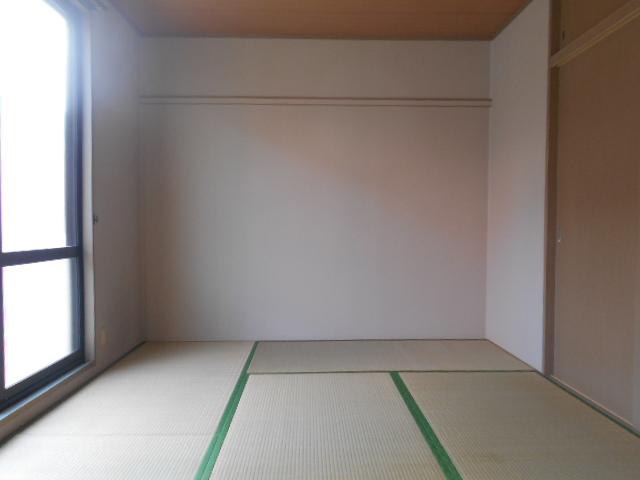 ステラベル 201号室のベッドルーム