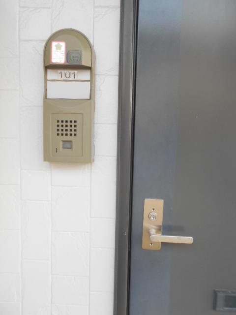 ステラベル 201号室のセキュリティ