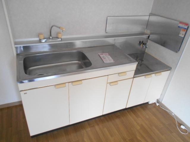 ステラベル 201号室のキッチン