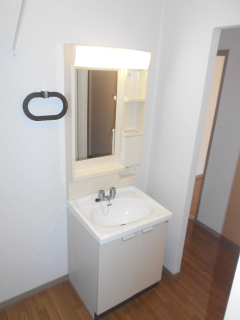 ステラベル 201号室の洗面所