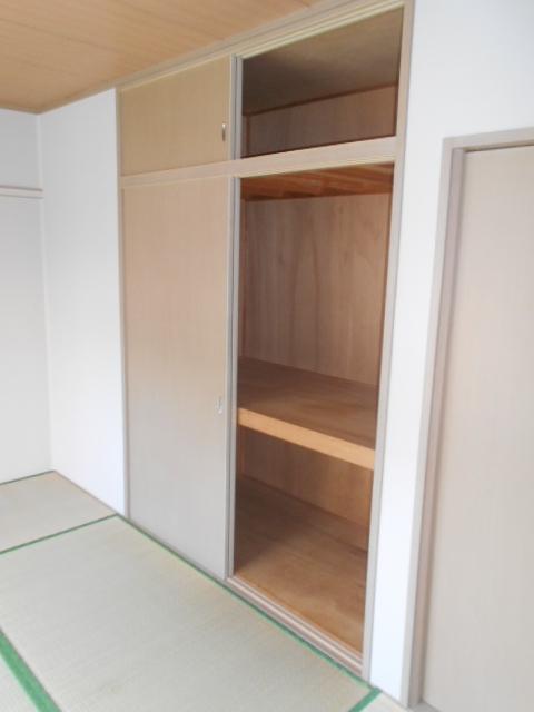 ステラベル 201号室の収納