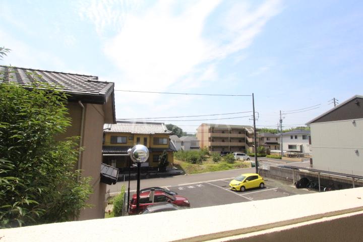 すまいるKATO 103号室の景色