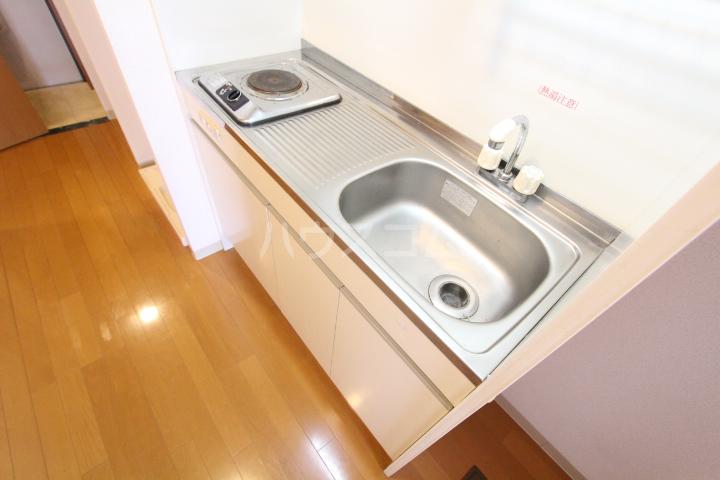 すまいるKATO 103号室のキッチン