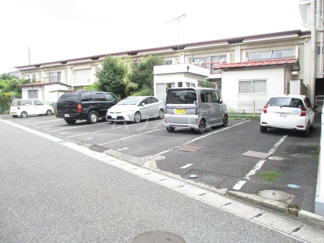 都町ハイツ 207号室の駐車場