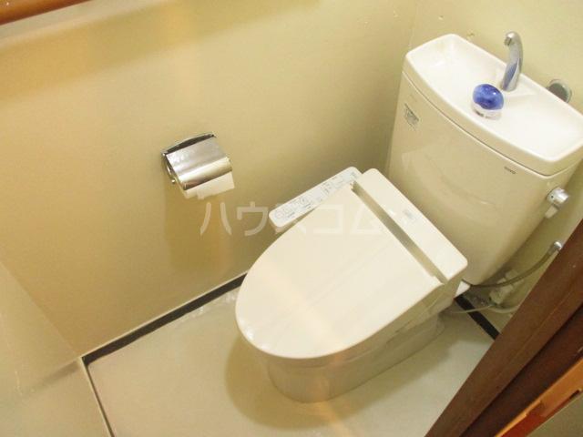 都町ハイツ 207号室のトイレ