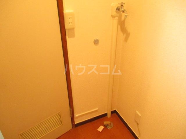 都町ハイツ 207号室の洗面所