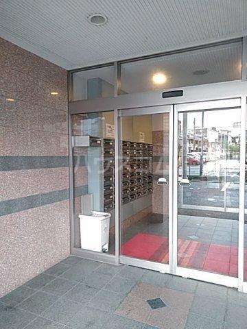 ソルトシティ浜松 501号室のエントランス