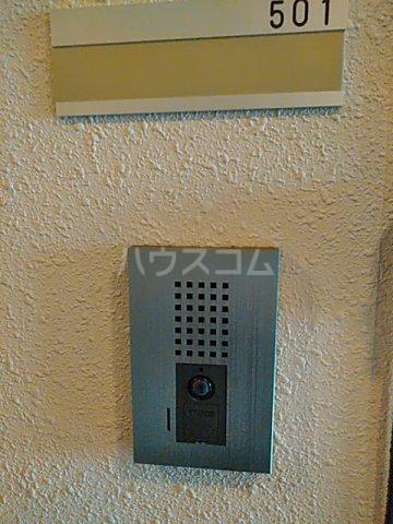 ソルトシティ浜松 501号室のセキュリティ