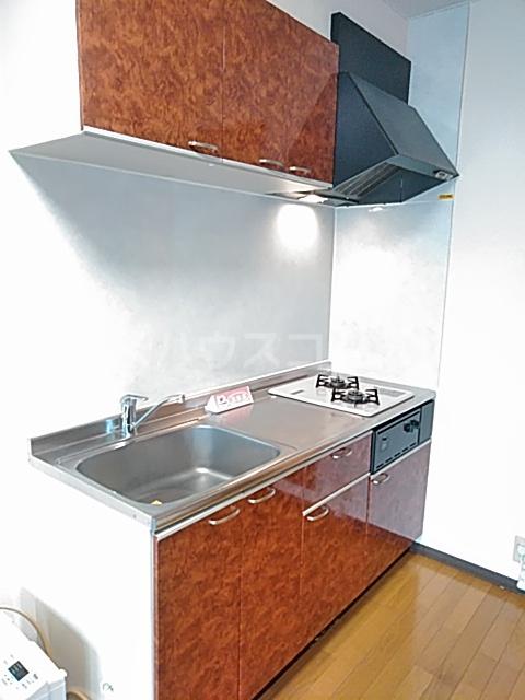 ソルトシティ浜松 501号室のキッチン