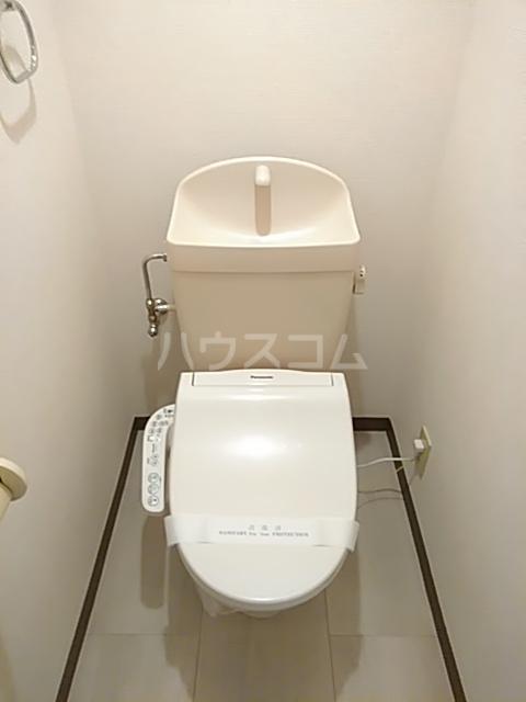 ソルトシティ浜松 501号室のトイレ