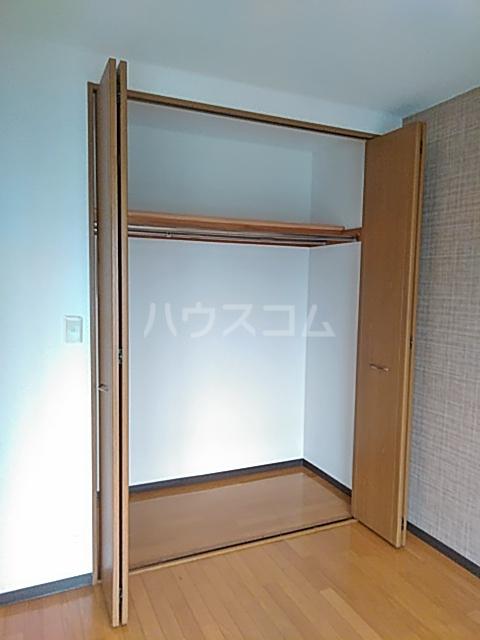 ソルトシティ浜松 501号室の収納