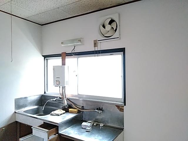 第1中谷コーポ 205号室の景色