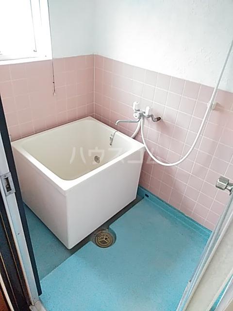 第1中谷コーポ 205号室の風呂