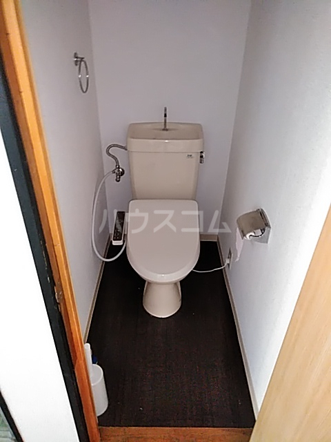 第2中谷コーポ 305号室のトイレ