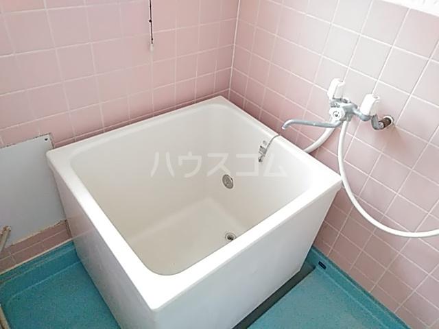 第2中谷コーポ 402号室の風呂