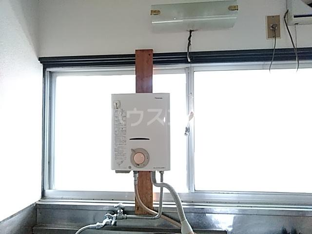 第2中谷コーポ 402号室の設備