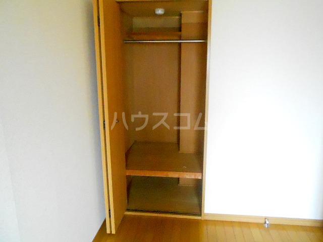 吉桂Ⅱ 503号室の収納